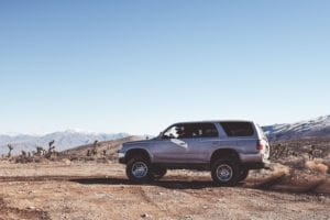 Jeep Grand Cherokee-Different Generations