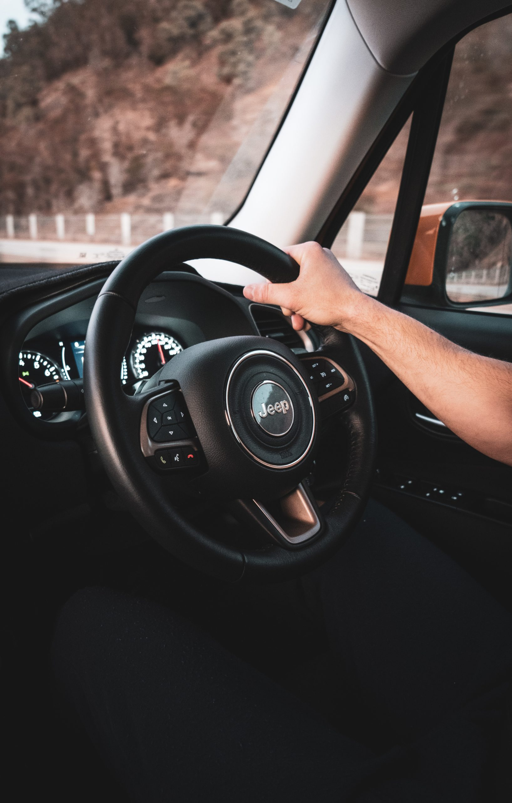 Tips For Proper Driving On A Jeep