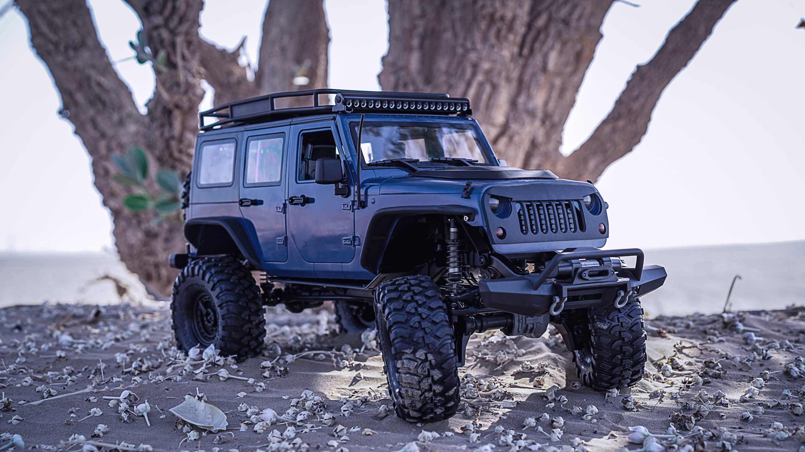 4x4 Jeep – Extensive Model In Jeep World