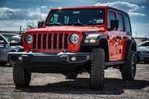 The New Evolution Of Jeep - Jeep Rubicon