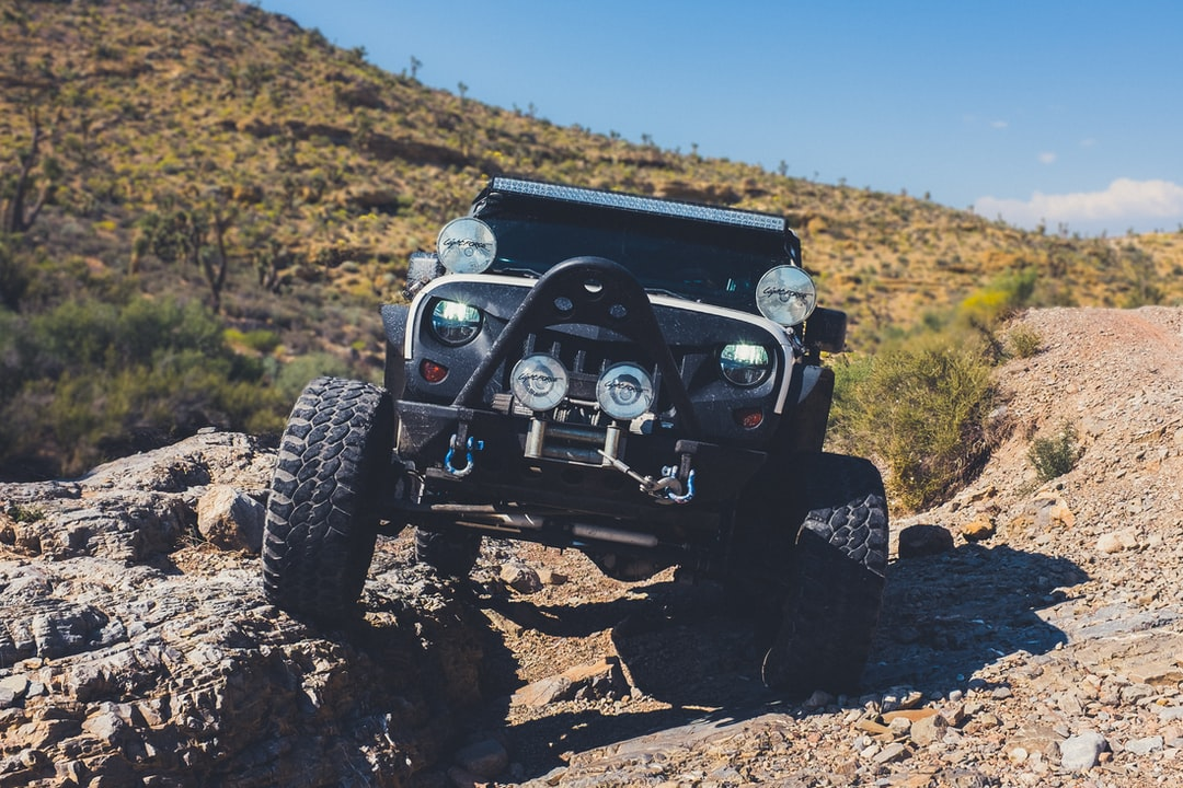 basic essentials for jeep